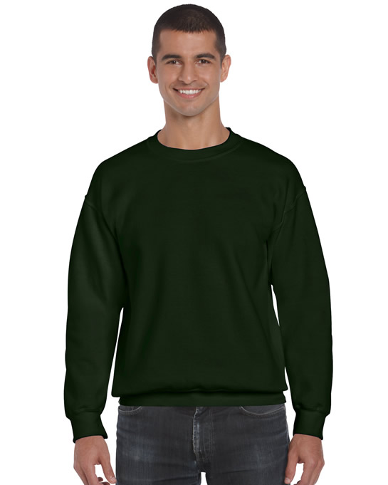 Bluza Ultra Blend Adult GILDAN 12000 - Gildan_12000_forest_green - Kolor: Forest green
