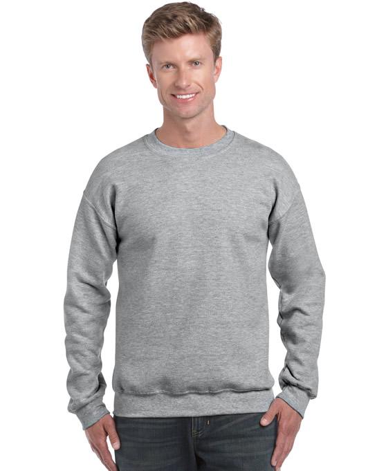 Bluza Ultra Blend Adult GILDAN 12000 - Gildan_12000_sport_grey - Kolor: Sport grey