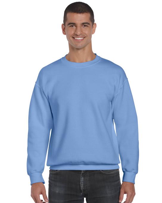 Bluza Ultra Blend Adult GILDAN 12000 - Gildan_12000_carolina_blue - Kolor: Carolina blue