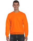 Bluza Ultra Blend Adult GILDAN 12000 - Gildan_12000_saefty_orange Safety orange