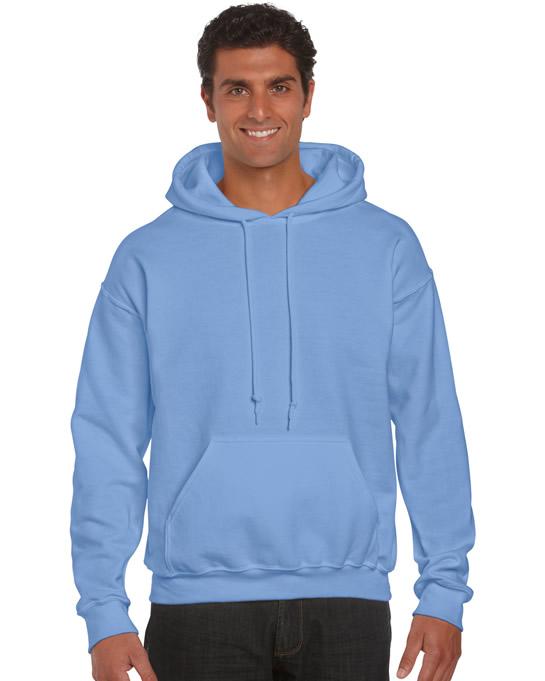 Bluza Ultra Blend Hooded Adult GILDAN 12500 - Gildan_12500_carolina_blue - Kolor: Carolina blue