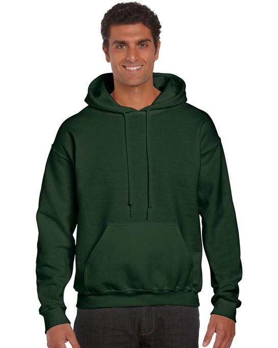 Bluza Ultra Blend Hooded Adult GILDAN 12500 - Gildan_12500_forest_green - Kolor: Forest green