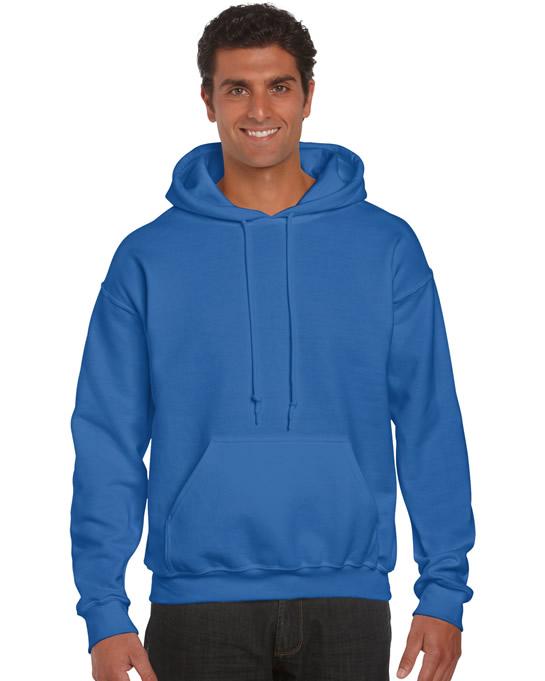 Bluza Ultra Blend Hooded Adult GILDAN 12500 - Gildan_12500_royal - Kolor: Royal blue