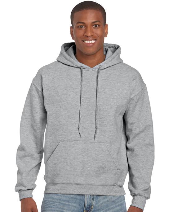 Bluza Ultra Blend Hooded Adult GILDAN 12500 - Gildan_12500_sport_grey - Kolor: Sport grey