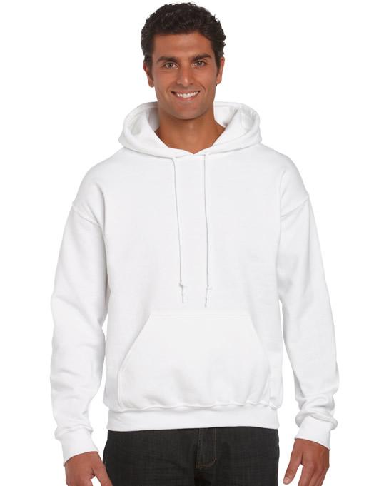 Bluza Ultra Blend Hooded Adult GILDAN 12500 - Gildan_12000_white - Kolor: White