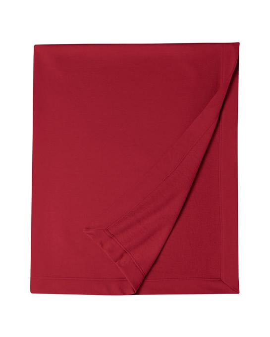Koc Dryblend Fleece Stadium Blanket GILDAN 12900 - Gildan_12900_cardinal_red - Kolor: Cardinal red