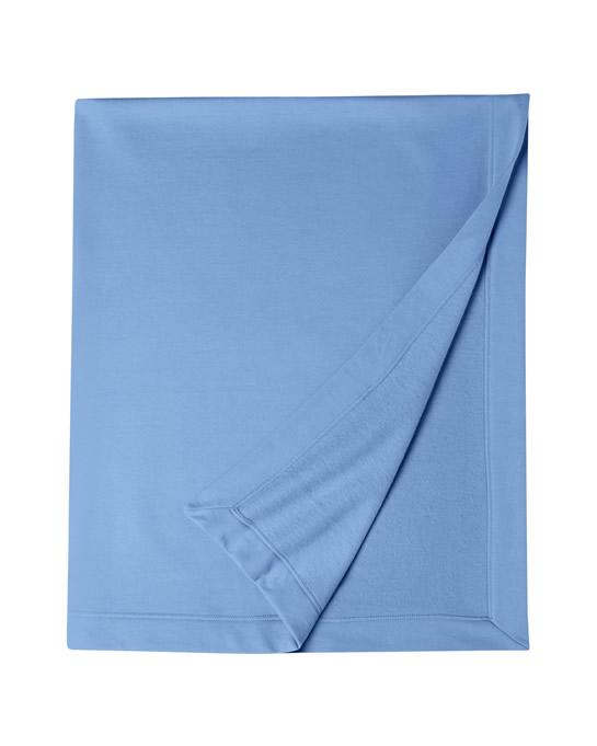 Koc Dryblend Fleece Stadium Blanket GILDAN 12900 - Gildan_12900_carolina_blue - Kolor: Carolina blue