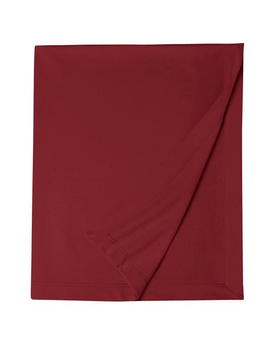 Koc Dryblend Fleece Stadium Blanket GILDAN 12900 - Gildan_12900_garnet - Kolor: Garnet