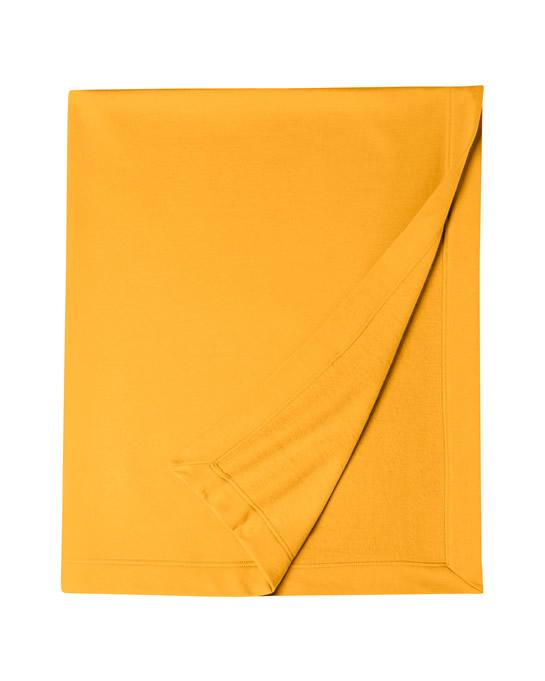 Koc Dryblend Fleece Stadium Blanket GILDAN 12900 - Gildan_12900_gold - Kolor: Gold