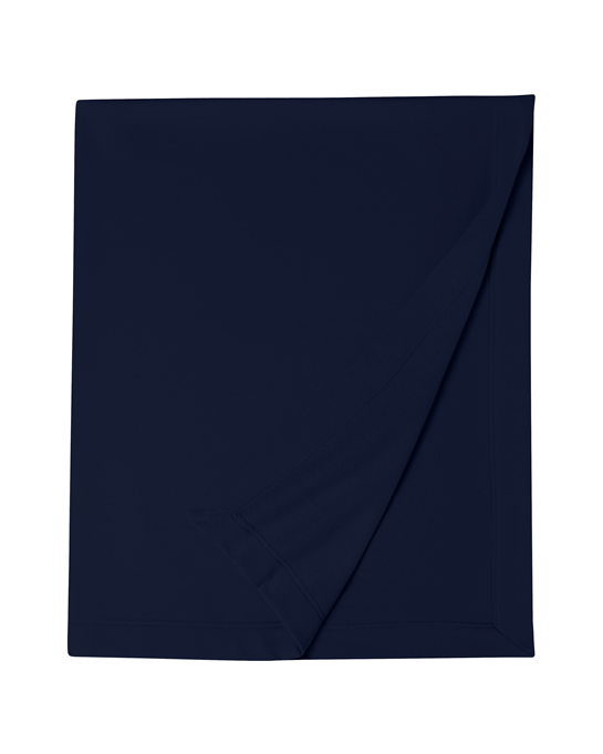 Koc Dryblend Fleece Stadium Blanket GILDAN 12900 - Gildan_12900_navy - Kolor: Navy