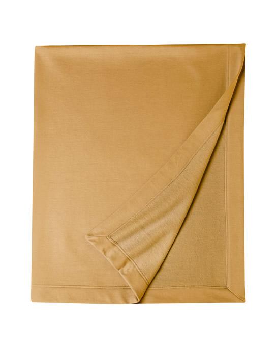 Koc Dryblend Fleece Stadium Blanket GILDAN 12900 - Gildan_12000_old_gold - Kolor: Old gold