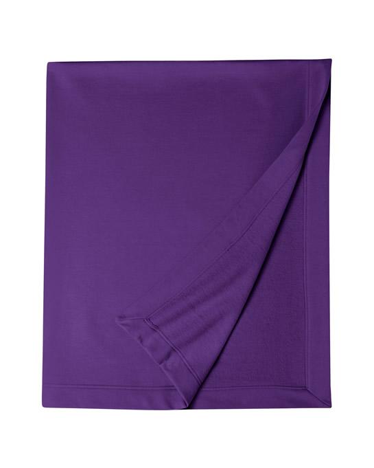 Koc Dryblend Fleece Stadium Blanket GILDAN 12900 - Gildan_12000_purple - Kolor: Purple
