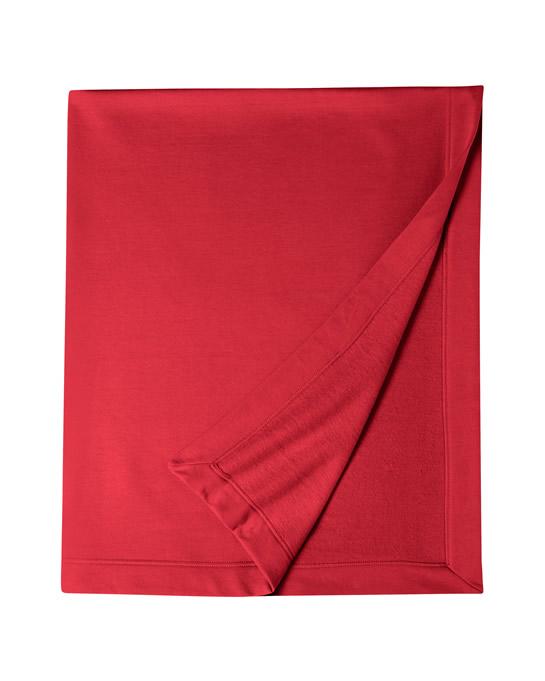 Koc Dryblend Fleece Stadium Blanket GILDAN 12900 - Gildan_12900_red - Kolor: Red