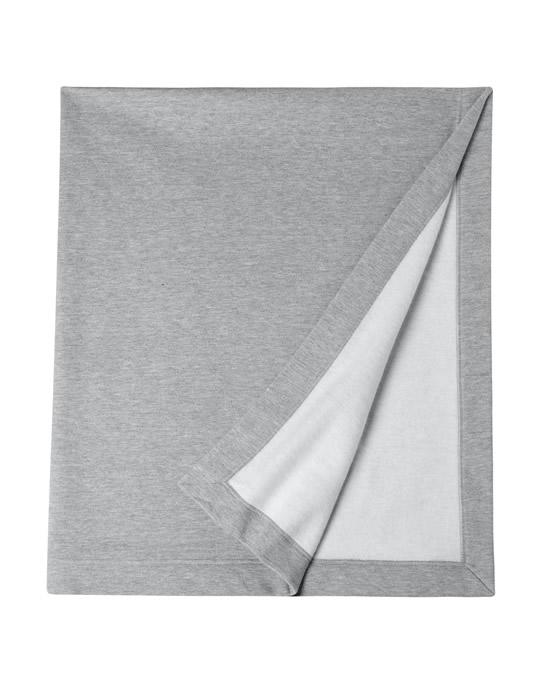 Koc Dryblend Fleece Stadium Blanket GILDAN 12900 - Gildan_12900_sport_grey - Kolor: Sport grey