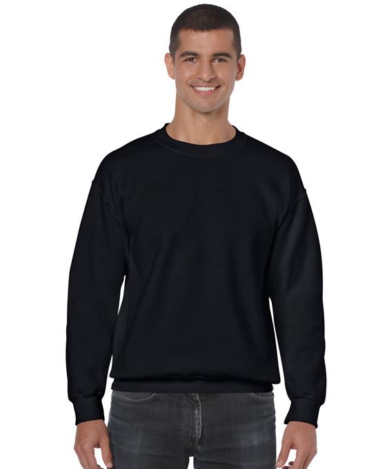 Bluza Heavy Blend Classic Fit Adult GILDAN 18000 - Gildan_18000_04 - Kolor: Black