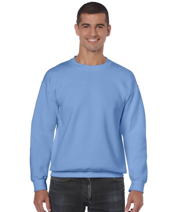 Bluza Heavy Blend Classic Fit Adult GILDAN 18000 - Gildan_18000_06 - Kolor: Carolina blue
