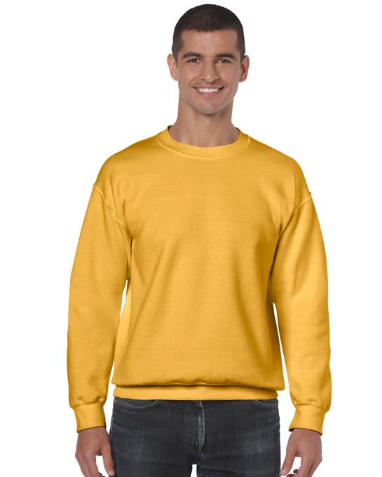 Bluza Heavy Blend Classic Fit Adult GILDAN 18000 - Gildan_18000_15 - Kolor: Honey