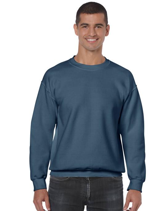 Bluza Heavy Blend Classic Fit Adult GILDAN 18000 - Gildan_18000_16 - Kolor: Indigo blue
