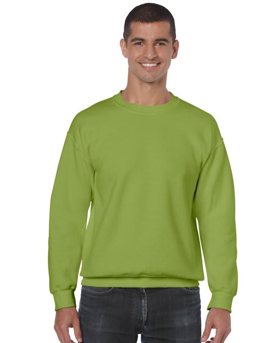 Bluza Heavy Blend Classic Fit Adult GILDAN 18000 - Gildan_18000_18 - Kolor: Kiwi