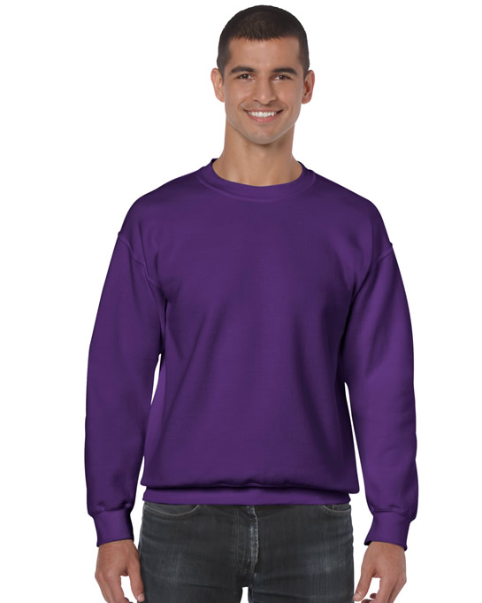 Bluza Heavy Blend Classic Fit Adult GILDAN 18000 - Gildan_18000_25 - Kolor: Purple