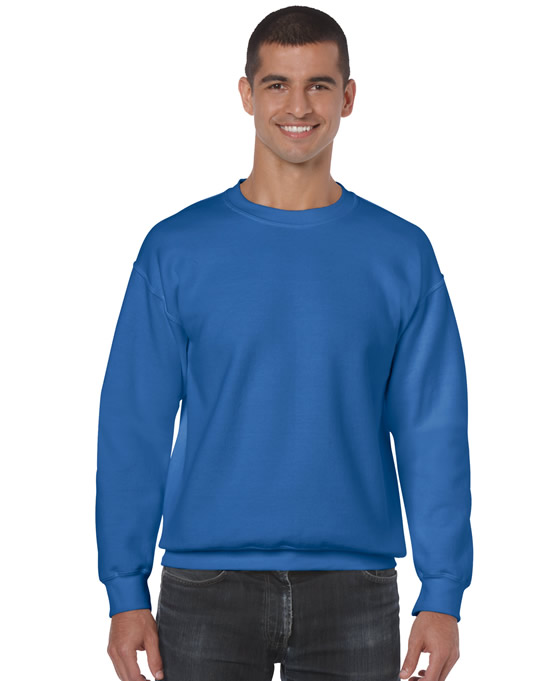 Bluza Heavy Blend Classic Fit Adult GILDAN 18000 - Gildan_18000_27 - Kolor: Royal blue