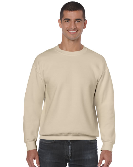 Bluza Heavy Blend Classic Fit Adult GILDAN 18000 - Gildan_18000_31 - Kolor: Sand