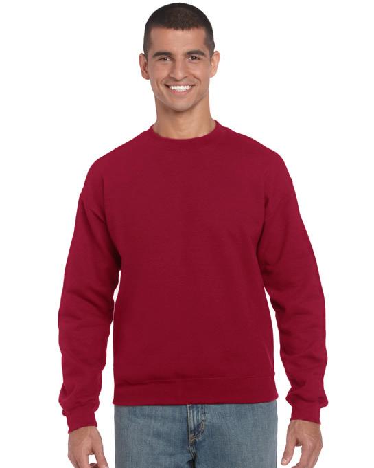 Bluza Heavy Blend Classic Fit Adult GILDAN 18000 - Gildan_18000_12 - Kolor: Garnet