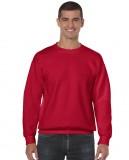 Bluza Heavy Blend Classic Fit Adult GILDAN 18000 - Gildan_18000_08 Cherry red