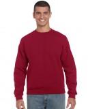 Bluza Heavy Blend Classic Fit Adult GILDAN 18000 - Gildan_18000_12 Garnet