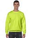 Bluza Heavy Blend Classic Fit Adult GILDAN 18000 - Gildan_18000_28 Safety green
