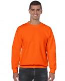 Bluza Heavy Blend Classic Fit Adult GILDAN 18000 - Gildan_18000_29 Safety orange
