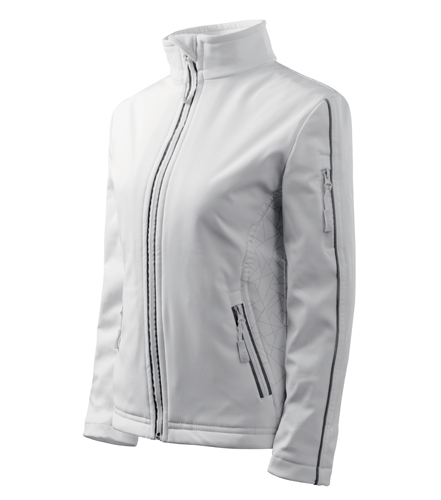 Kurtka Ladies A 510 SOFTSHELL JACKET  - 510_00_C - Kolor: Biały