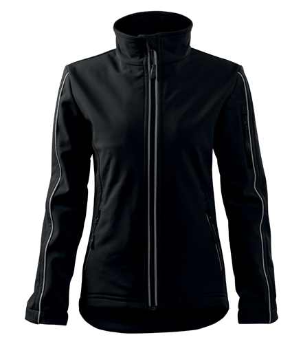 Kurtka Ladies A 510 SOFTSHELL JACKET  - 510_01_A - Kolor: Czarny