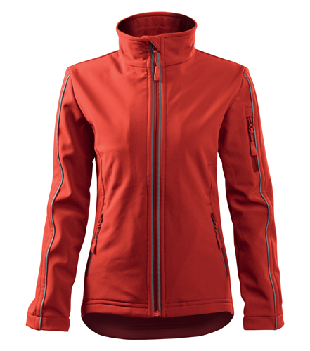 Kurtka Ladies A 510 SOFTSHELL JACKET  - 510_55_A - Kolor: Ceglany