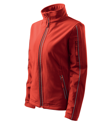 Kurtka Ladies A 510 SOFTSHELL JACKET  - 510_55_C - Kolor: Ceglany