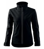 Kurtka Ladies A 510 SOFTSHELL JACKET  - 510_01_A Czarny