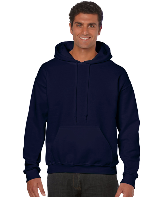 Bluza Heavy Blend Hooded Adult GILDAN 18500 - Gildan_18500_20 - Kolor: Navy