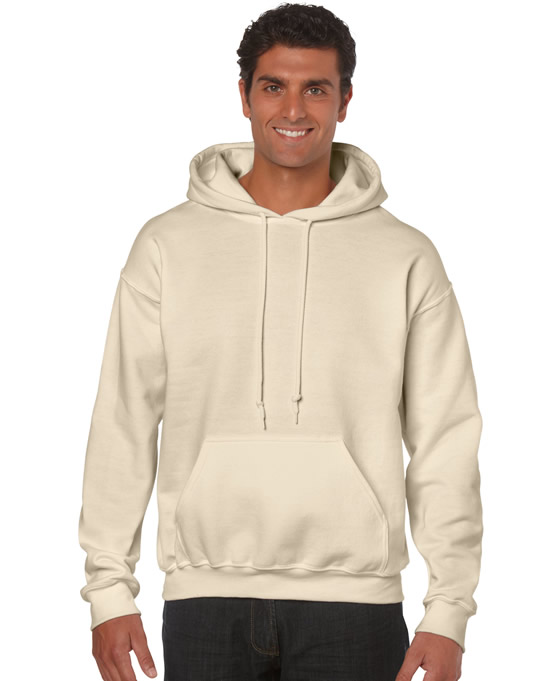 Bluza Heavy Blend Hooded Adult GILDAN 18500 - Gildan_18500_25 - Kolor: Sand