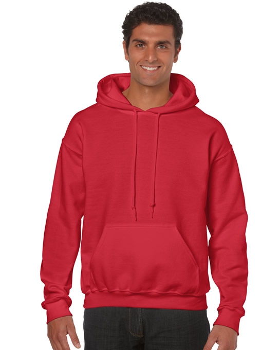 Bluza Heavy Blend Hooded Adult GILDAN 18500 - Gildan_18500_23 - Kolor: Red