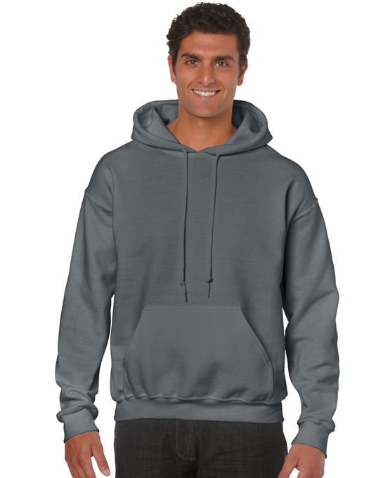 Bluza Heavy Blend Hooded Adult GILDAN 18500 - Gildan_18500_06 - Kolor: Charcoal