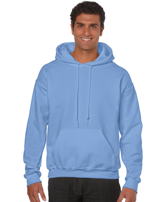 Bluza Heavy Blend Hooded Adult GILDAN 18500 - Gildan_18500_05 - Kolor: Carolina blue