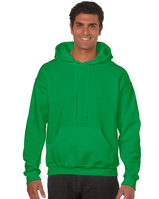 Bluza Heavy Blend Hooded Adult GILDAN 18500 - Gildan_18500_14 - Kolor: Irish green