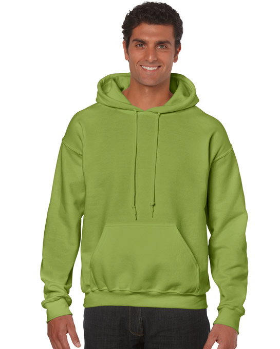 Bluza Heavy Blend Hooded Adult GILDAN 18500 - Gildan_18500_15 - Kolor: Kiwi