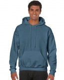 Bluza Heavy Blend Hooded Adult GILDAN 18500 - Gildan_18500_13 Indigo blue