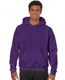 Bluza Heavy Blend Hooded Adult GILDAN 18500 - Gildan_18500_22 Purple