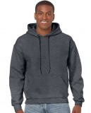 Bluza Heavy Blend Hooded Adult GILDAN 18500 - Gildan_18500_09 Dark heather