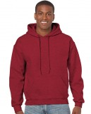 Bluza Heavy Blend Hooded Adult GILDAN 18500 - Gildan_18500_01 Antique cherry red