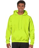 Bluza Heavy Blend Hooded Adult GILDAN 18500 - Gildan_18500_29 Safety green