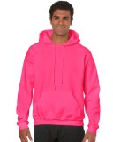 Bluza Heavy Blend Hooded Adult GILDAN 18500 - Gildan_18500_30 Safety pink