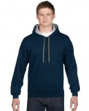 Bluza Heavy Blend Contrast Hooded Adult GILDAN 185C00 - Gildan_185C00_04 Navy / Sport grey